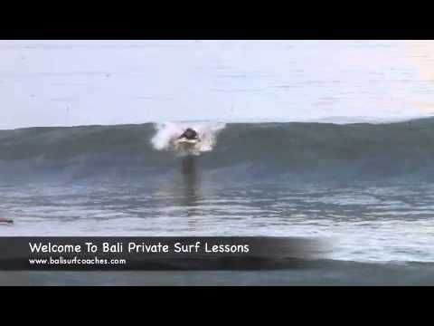Bali private Surf Lessons