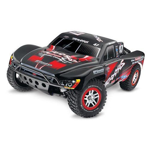 Amazon.com: Traxxas RTR 1/10 Slash 4X4 Ultimate VXL 2.4GHz with 7 Cell Battery and Charger (Colors May Vary): Toys & Games