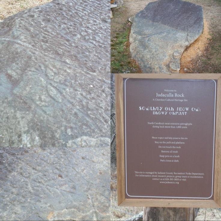 Judaculla rock tuckaseegee nc rock archaeology heritage