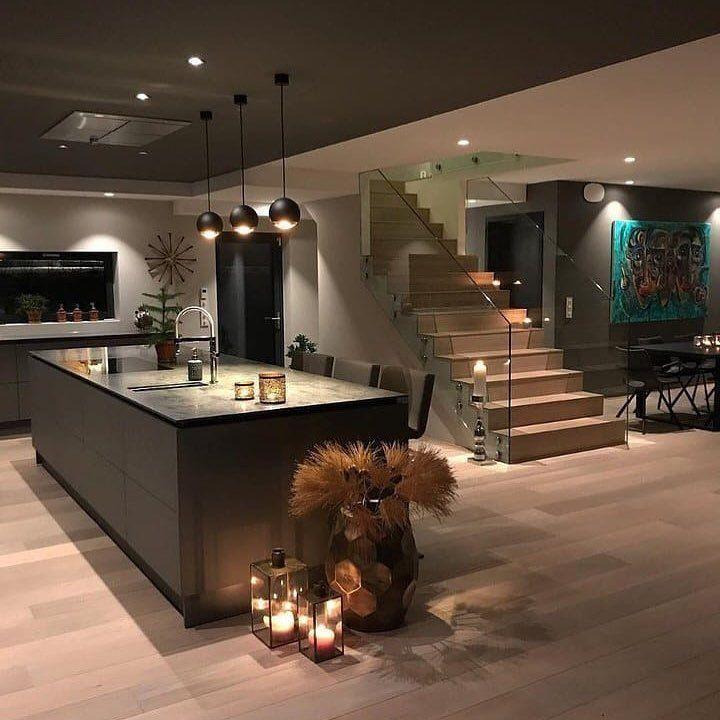 Luxury Mansion Billionaire Big Kitchen Horitahomes Com