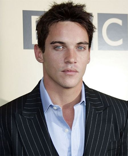 Johnathan Rhys Meyers is Johnny Depp with Joaquin Phoenix