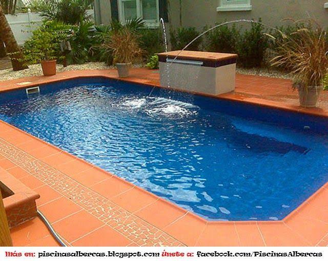 M s de 25 ideas incre bles sobre piscinas fibra de vidrio for Ideas para piscinas plasticas