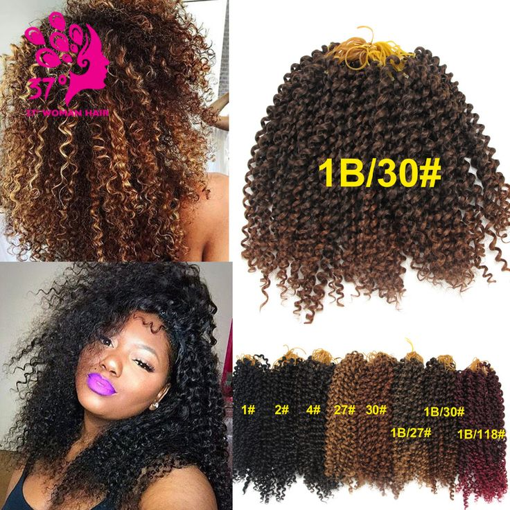 Havana Mambo Twist Crochet Braid Hair 10'' 100g/pack Freetress Crochet Braid Marley senegalese Twists Crochet Hair Extensions