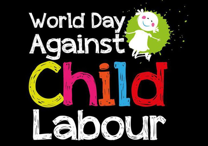 world day against child labour...