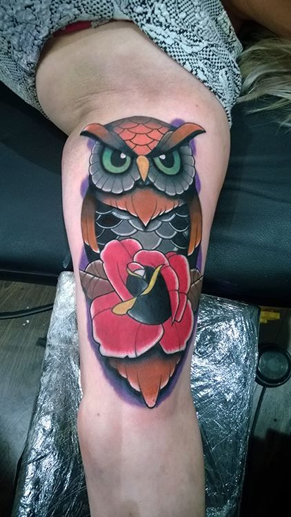 Tattoo by Rich - Artium ink tattoos, Exeter, United Kingdom