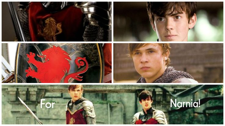 For Narnia!