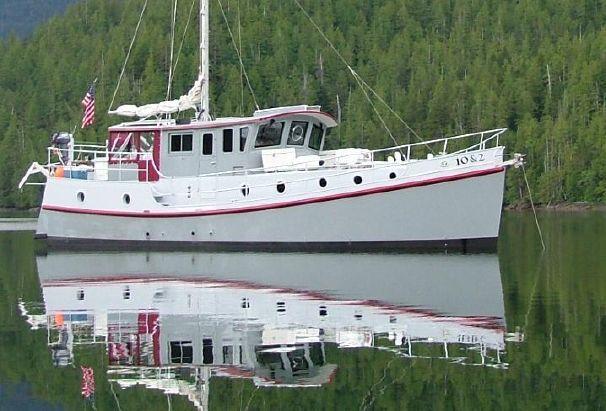 2006 Diesel Duck Custom Diesel Duck Power Boat For Sale - www.yachtworld.com