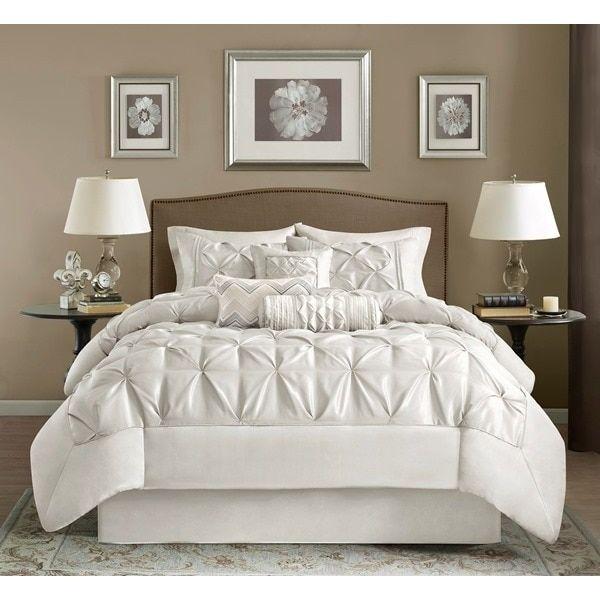 Madison Park Stanford 7-piece Queen Size Comforter Set