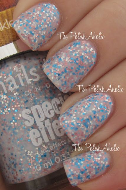 Sweets Way - Nails Inc.   Sprinkles Collection