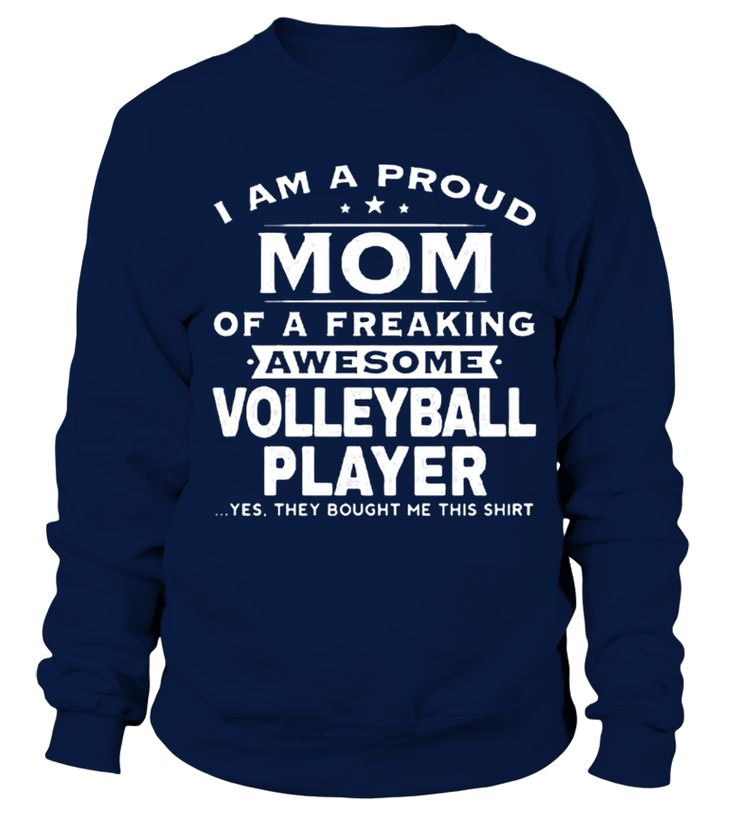 mom of volleyball player mothers day gift shirts   => Check out this shirt by clicking the image, have fun :) Please tag, repin & share with your friends who would love it. #badminton #badmintonshirt #badmintonquotes #hoodie #ideas #image #photo #shirt #tshirt #sweatshirt #tee #gift #perfectgift #birthday #Christmas