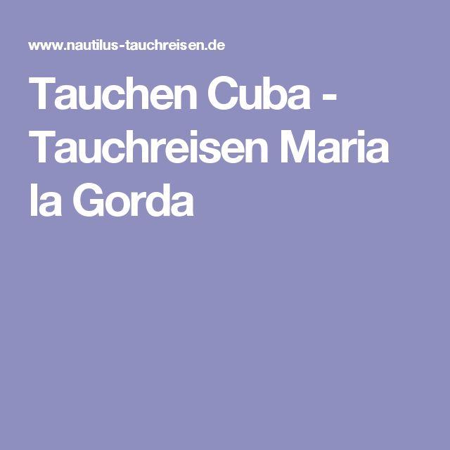 Tauchen Cuba - Tauchreisen Maria la Gorda