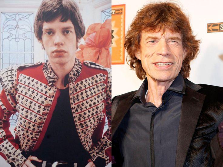 Mick Jagger. El hombre de rostro especial, con más surcos en la cara que un pantalón de pana, es una de las estrellas del rock más reconocidas del planeta. En su agenda se cuenta que hay más de 4.000 nombres de mujeres. Para gustos, los colores.