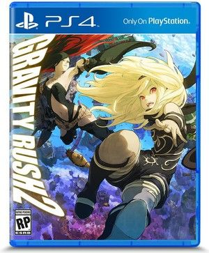 Gravity Rush 2 PS4 Game Delayed to January 20