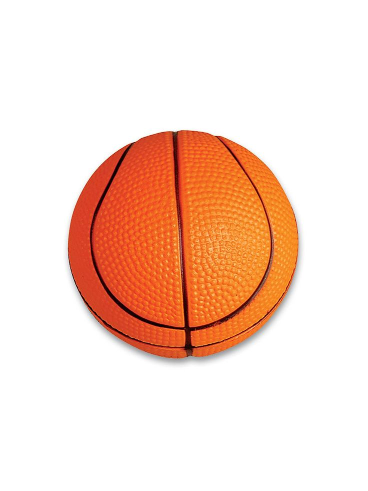 "Mini Foam 2.5"" Basketball (12 pack) 
