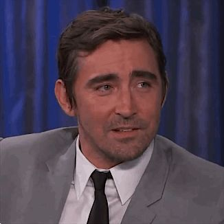 Lee Pace at Jimmy Kimmel Show , mocking his dad! #funny #hilarious