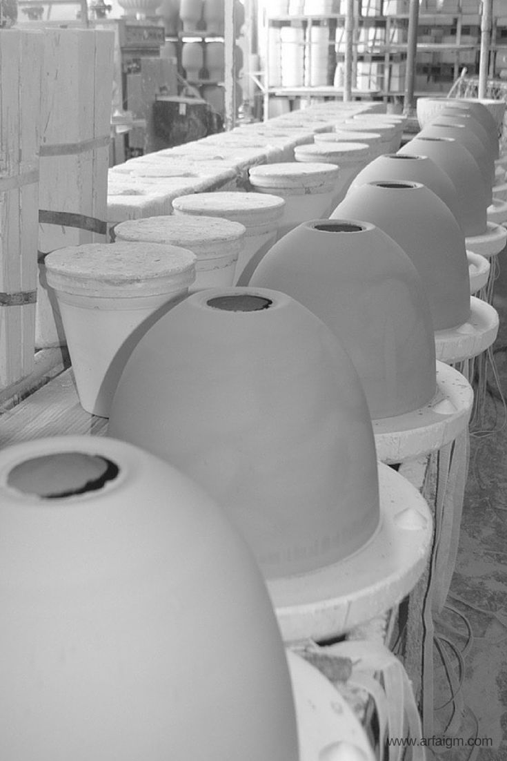 #factory #ceramicsproductionprocess #ceramics #production #manufacture #handmade #clay  | By Arfai & IGM