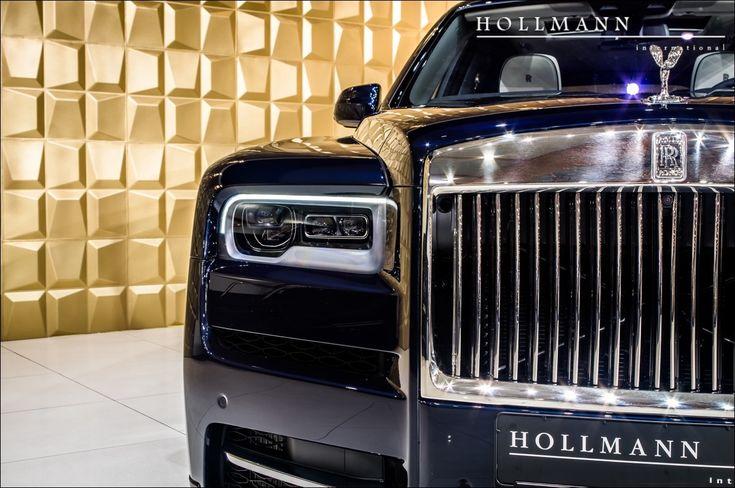 Rolls Royce Cullinan Hollmann International Germany For Sale On Luxurypulse Rolls Royce Cullinan Rolls Royce Royce