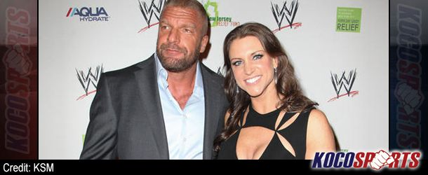 "Stephanie McMahon  Triple H announce ""Connor's Cure"" charity fund in honor of Connor Michalek http://kocosports.net/2014/06/24/wrestling/stephanie-mcmahon-triple-h-announce-connors-cure-charity-fund-in-honor-of-connor-michalek/"