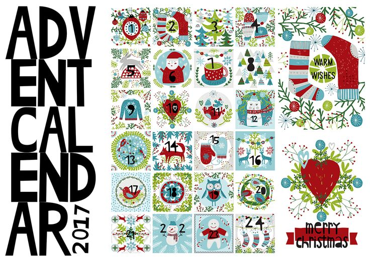 Advent-calendar 2017