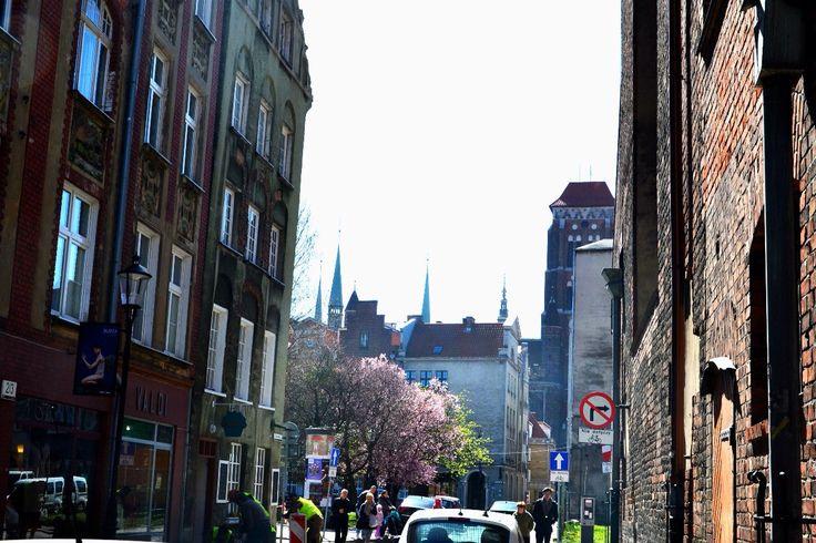 Gdańsk, Poland.  April 2015 /Anastasia Harach/