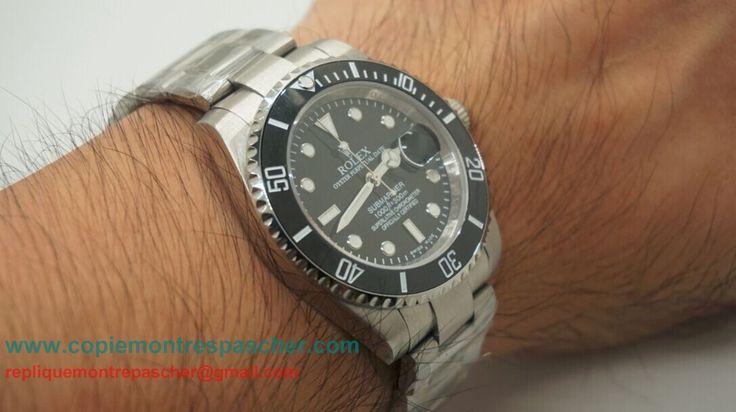 Replique Montre Rolex Submariner Automatique S/S Ceramic Bezel Sapphire RXM131 http://www.copiemontrespascher.eu/rolex-submariner-automatique-ss-ceramic-bezel-sapphire-rxm131-p-1382.html