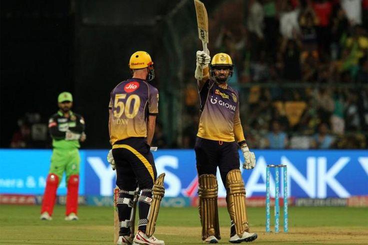 Sunil Narine Hits Fastest IPL Half-century Against Royal Challengers Bangalore