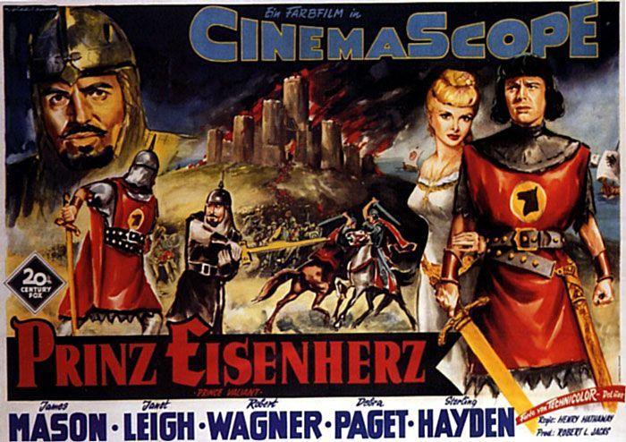 Poster zum Film: Prinz Eisenherz