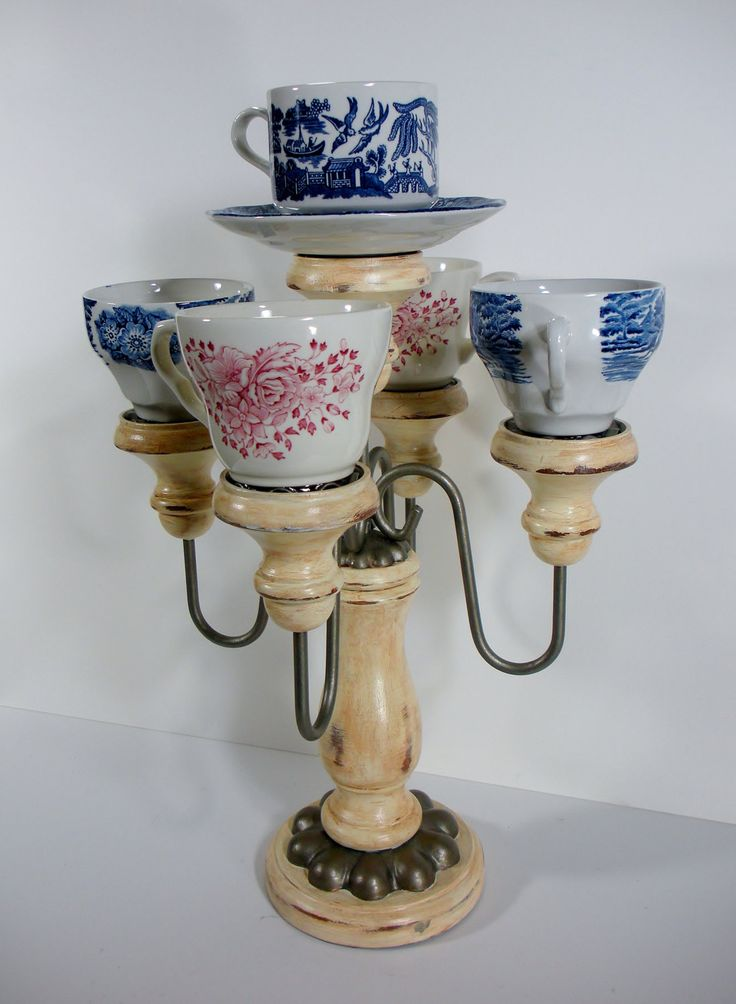 Best antique candle holders candelabra images on