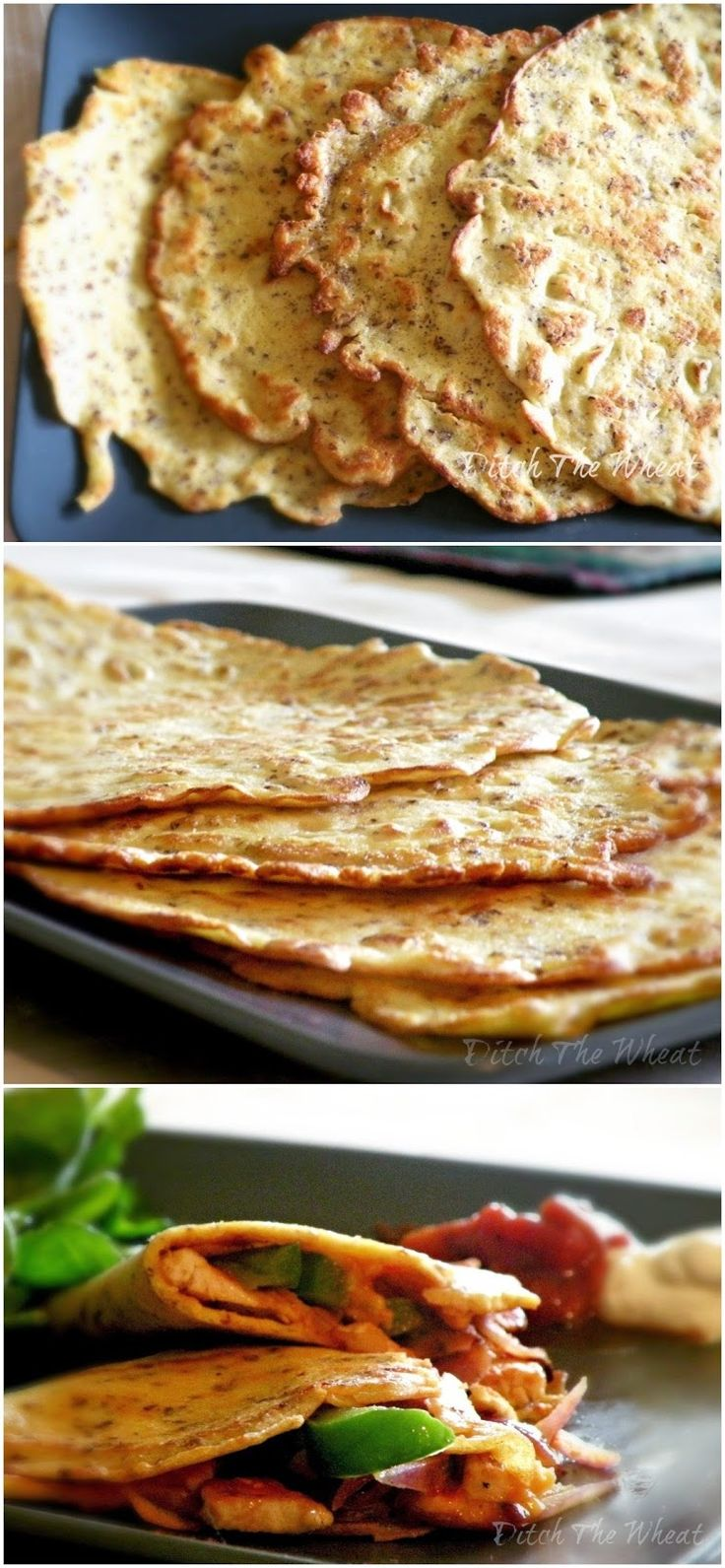 Low Carb Gluten Free Tortillas