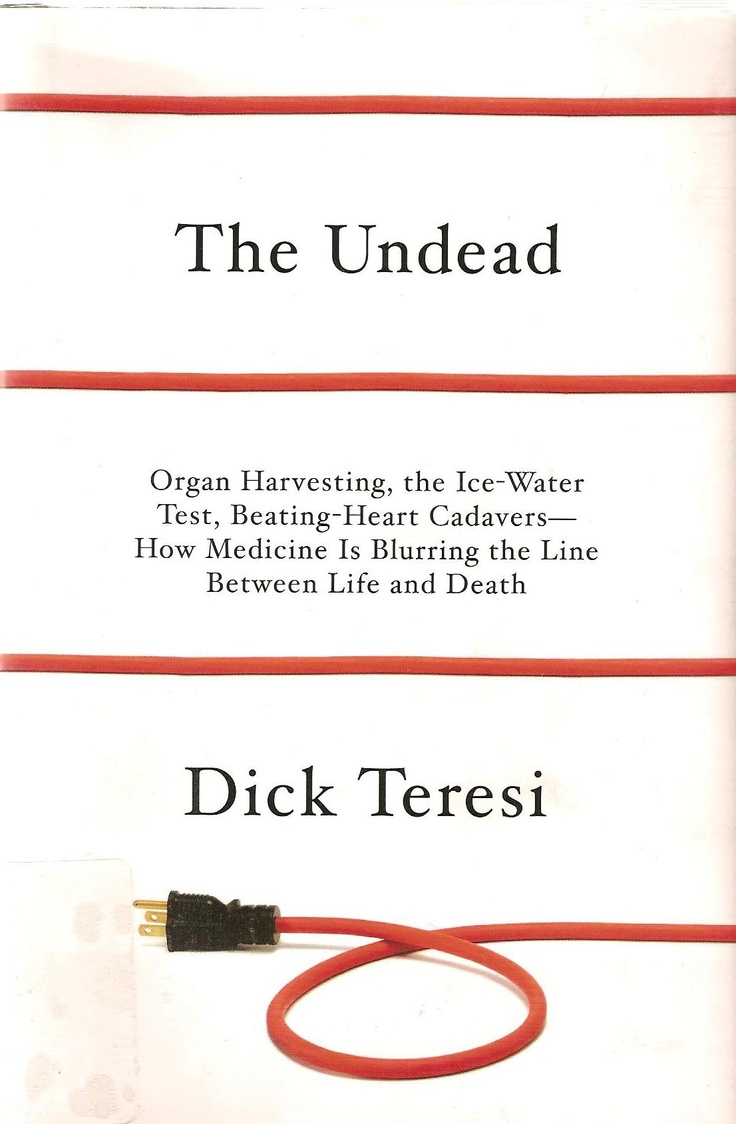 The Undead :an Harvesting, The Icewater Test, Beatingheart Cadavers