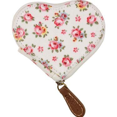 Hampton Rose Heart Coin Purse
