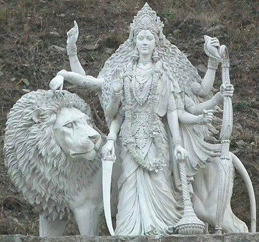 Durga: Jai Mata Ji !!!