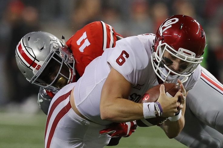 Baker Mayfield can't see how Ohio State and Penn State could be ranked ahead of the Sooners, and he has a point