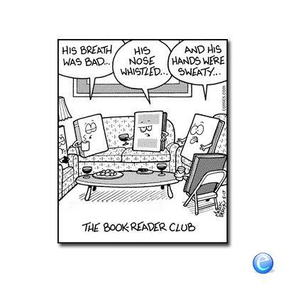 La lettura condivisa del futuro: stabilire le sessioni di lettura, inquadrare il libro su #periscope