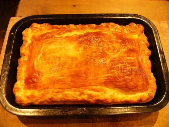 Famous New Zealand Bacon And Egg Pie Recipe - Food.com: Food.com