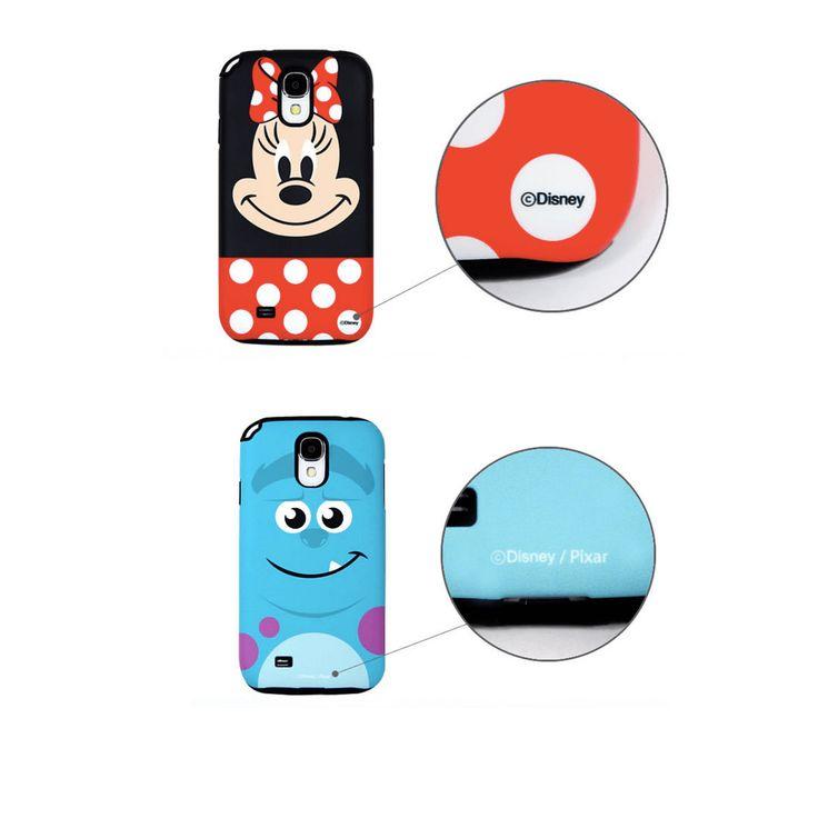 Disney Cutie Silicon Bumper Case - Mickey