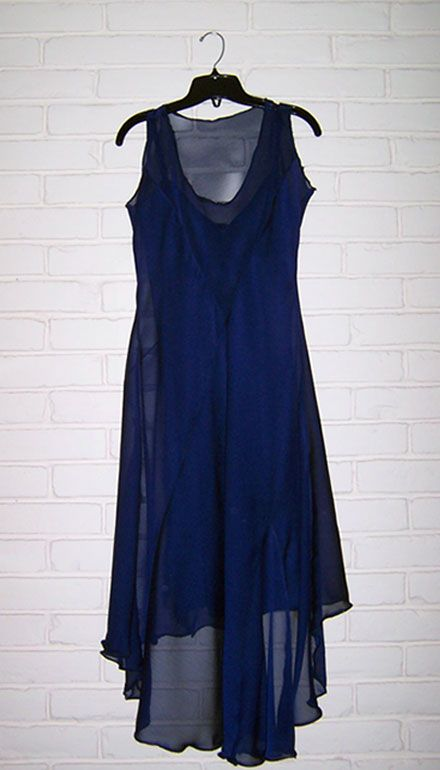 Blue River Dress