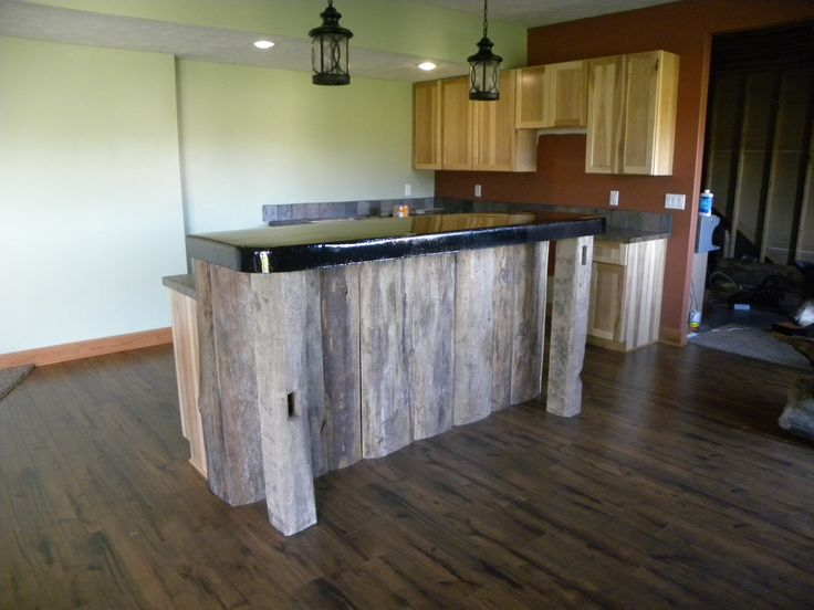 1000 images about bar made of barn wood on pinterest