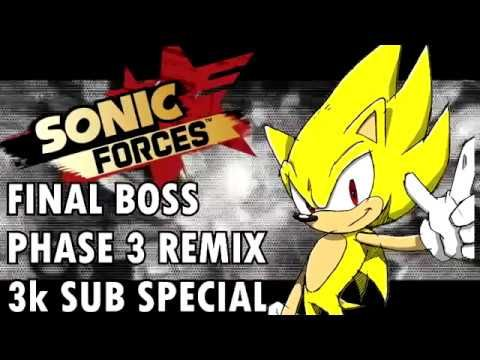 3K Subs SPECIAL] (Sonic Forces REMIX)