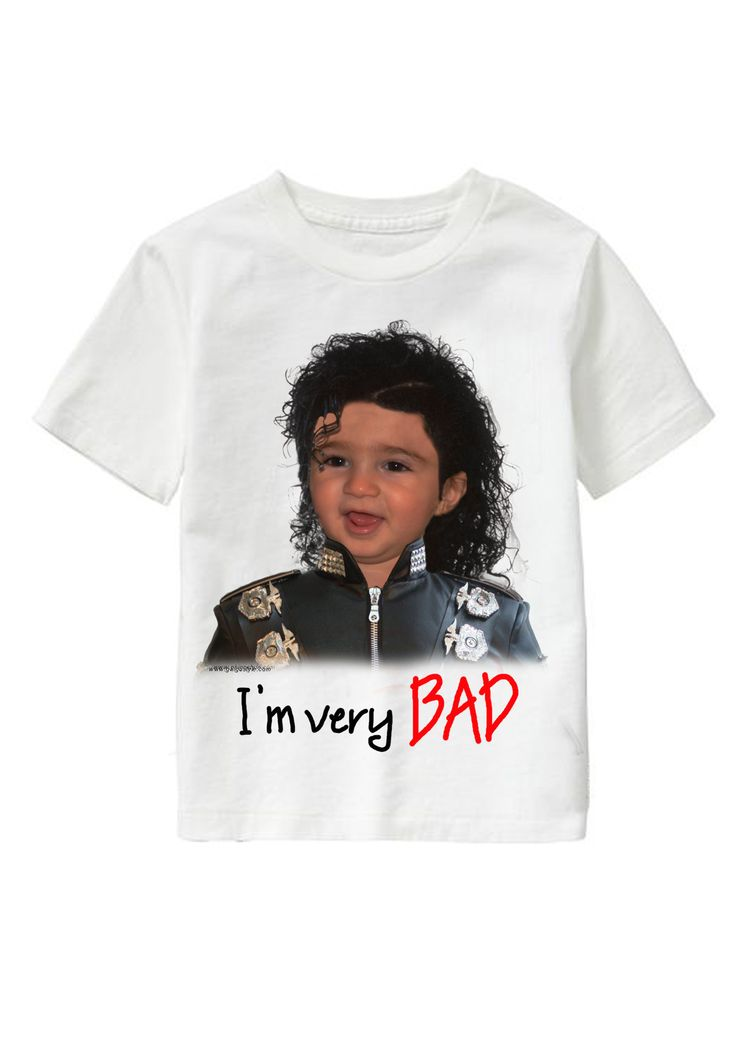 I'm Bad personalized T-shirt www.ghigostyle.com