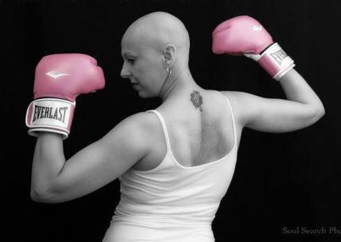 Luchadoras.