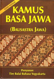 Kamus Translate Bahasa Jawa http://ift.tt/1PSCkbA