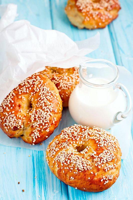 Бейглы. Печь обязательно! - Home is in the kitchen