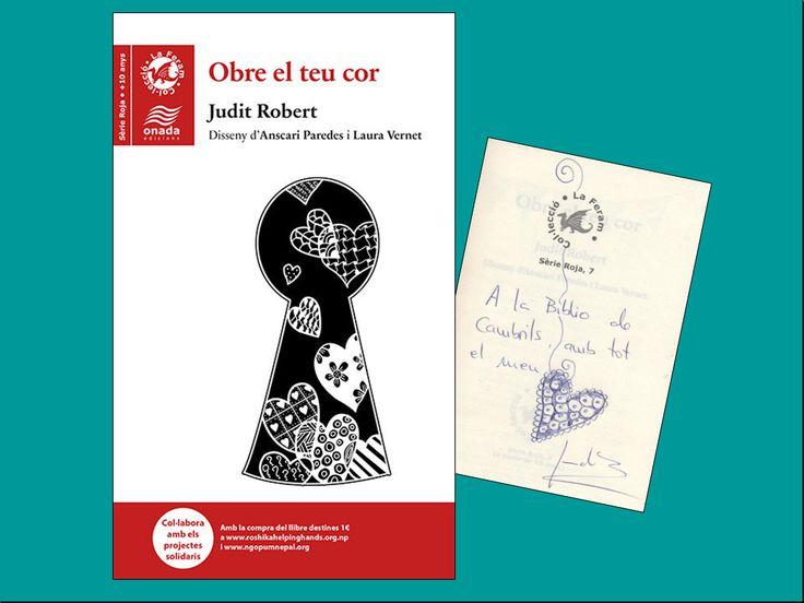 Obre el teu cor, de Judit Robert