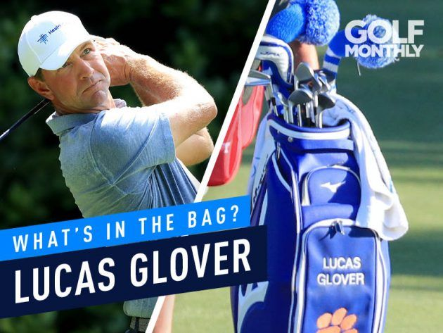 Lucas Glover What S In The Bag 2009 Us Open Champion In 2020 Latest Golf News American Golf Lucas