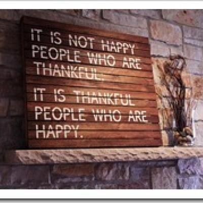 Thankful printable {Printable Thanksgiving Decor}