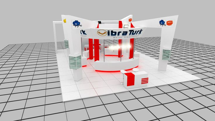 Vibraturk2  Exhibition Stand Design