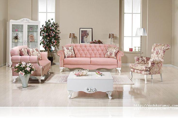 123 best Oturma Odası Dekorasyonu images on Pinterest | Living room ...