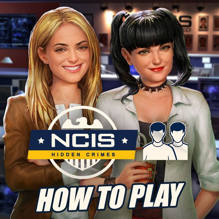 Which members of the NCIS team do I get to investigate with? ▻ The