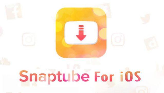 قم بتنزيل برنامج Ios Snaptube لأجهزة Iphone برابط مباشر Gaming Logos Ios Logos